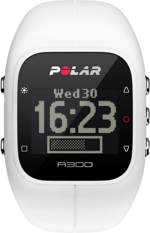 Polar A300 HR weiß