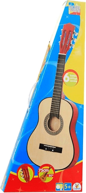 The Toy Company Doremini Holzgitarre 75 cm