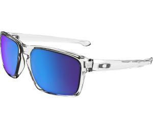 Oakley Sliver OO9262 06 (polished clear sapphire iridium) au ... 3b526cefa8df
