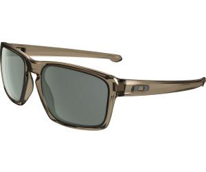 Oakley Herren Sliver Sonnenbrille, Grau (Fingerprint Dark Grey), 57