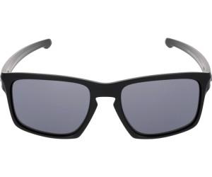 caac45c4c71 Buy Oakley Sliver OO9262-01 (matte black gray) from £68.99 – Best ...