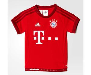 Adidas Camiseta infantil FC Bayern Munich 2015 2016 desde 20 c9b0478d876b0