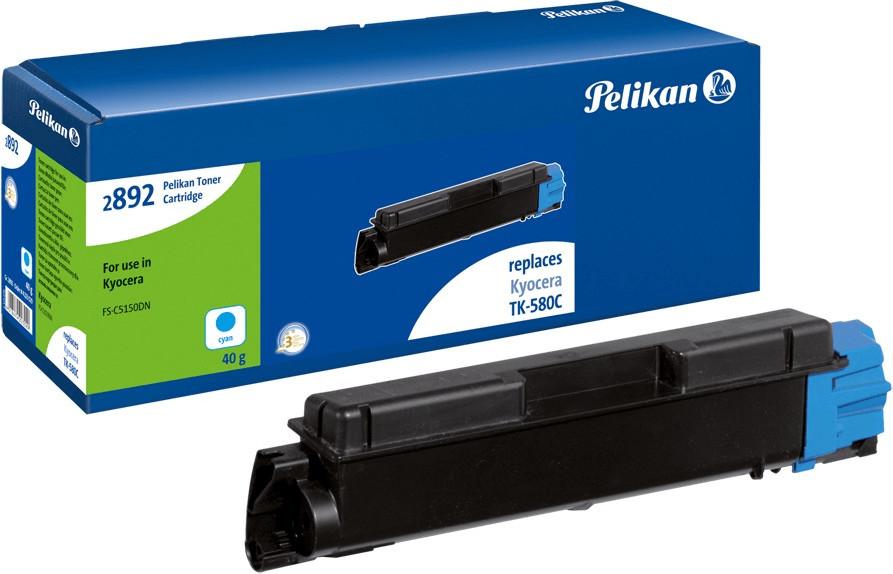 #Pelikan 4223029 ersetzt Kyocera TK-580C#
