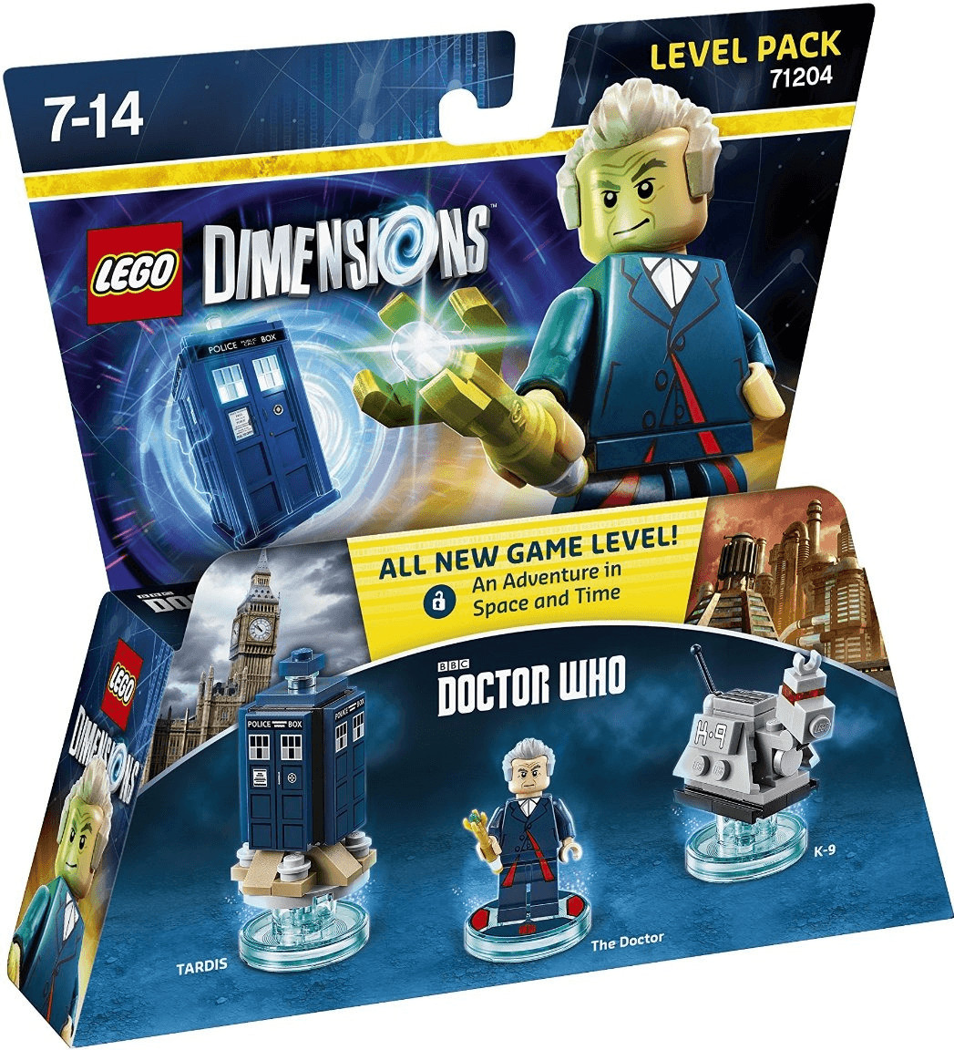 LEGO Dimensions: pack niveau - Doctor Who