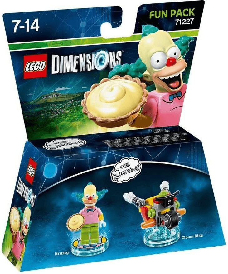 LEGO Dimensions: pack héros- Krusty