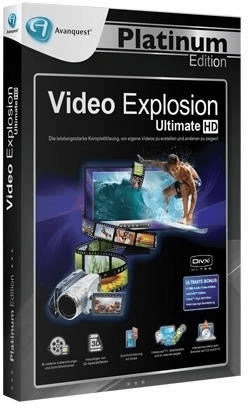 Image of Avanquest Video Explosion Ultimate