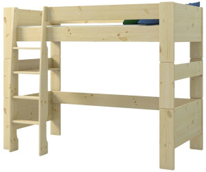 steens hochbett steens for kids natur ab 328 95. Black Bedroom Furniture Sets. Home Design Ideas