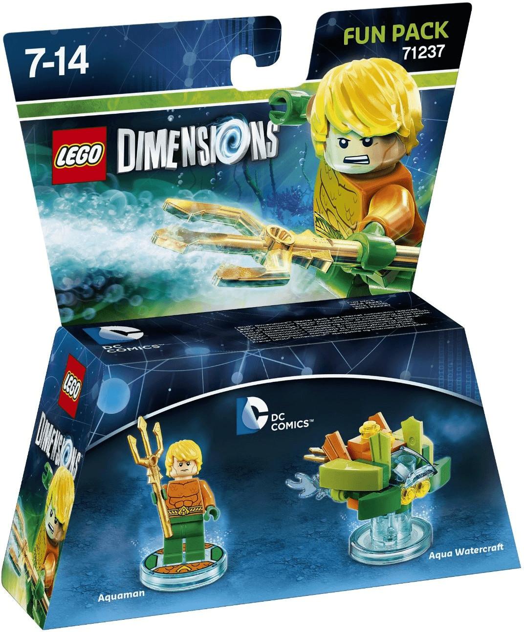 LEGO Dimensions: pack héros - Aquaman