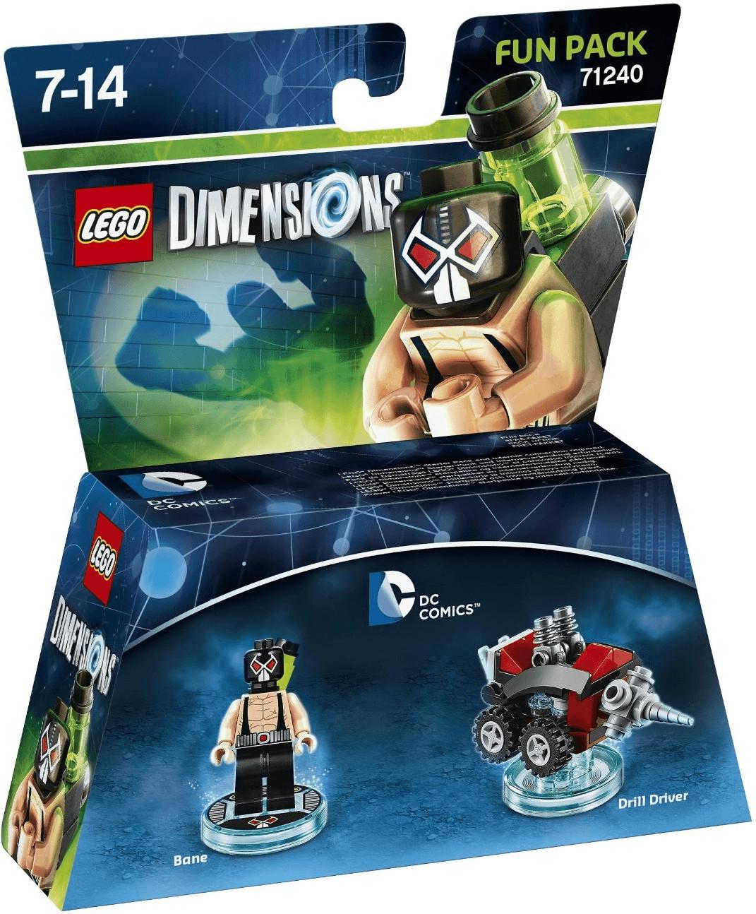 LEGO Dimensions: pack héros - Bane