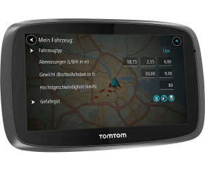 tomtom trucker 6000 ab 381 80 preisvergleich bei. Black Bedroom Furniture Sets. Home Design Ideas