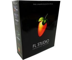 fl studio 12 fruity edition vs producer edition