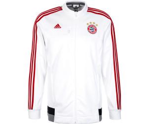 adidas FC Bayern Trainingsjacke Herren grey four Herren