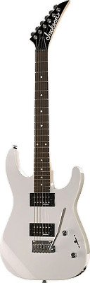 Image of Jackson JS11 Dinky White