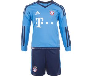 Adidas FC Bayern München Torwart Mini Kit Kinder 20152016