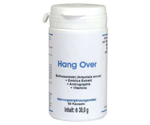 Medicura Hang over Kapseln (60 Stk.)