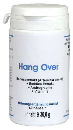 Medicura Hang over Kapseln (60 Stk.)