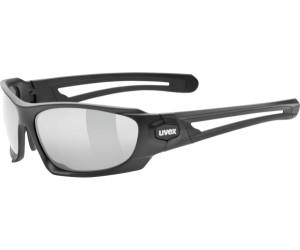 Uvex Sportstyle 306 - black mat/litemirror silver 0DKK6JCQ
