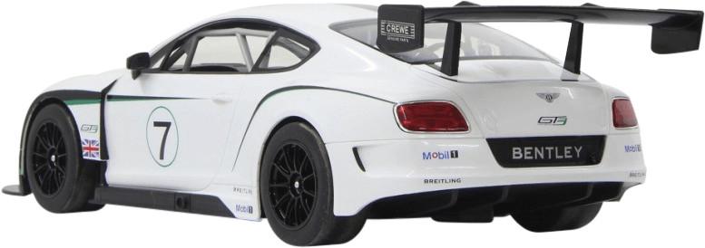 Jamara Bentley Continental GT3 1:14 weiß 27Mhz