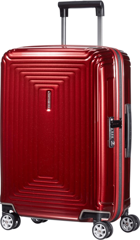 Samsonite Neopulse Spinner 55 cm metallic red (65752)