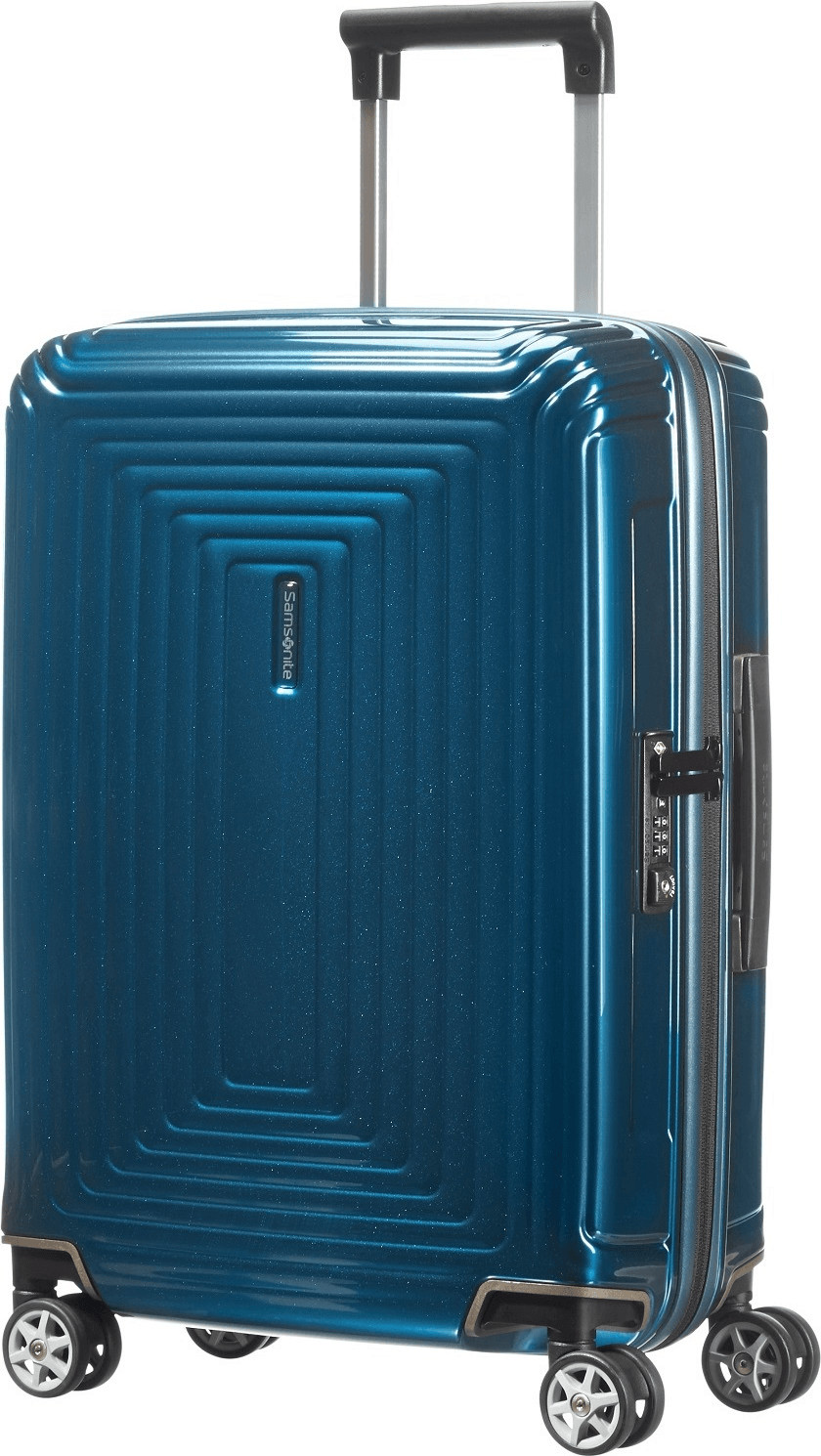 Samsonite Neopulse Spinner 55 cm metallic blue (65752)