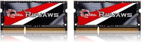 Image of G.SKill 16GB SO-DIMM DDR3 PC3-12800 CL9 (F3-1600C9D-16GRSL)