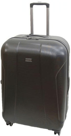 Travelite Elbe Two Spinner 81 cm anthracite