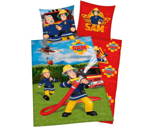 Herding Feuerwehrmann Sam 447034050 80x80135x200cm Ab 3090