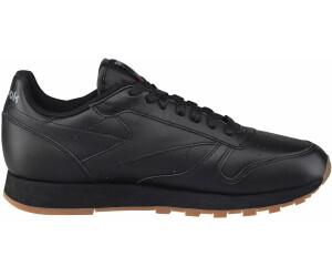 Reebok Classic Leather blackgum ab € 37,26 | Preisvergleich
