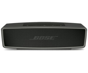 bose soundlink mini ii a 129 00 miglior prezzo su idealo. Black Bedroom Furniture Sets. Home Design Ideas