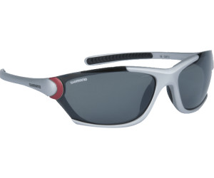 """Browning Polarisationsbrille Sonnenbrille /""""Full Contact/"""" Grau Polbrille"""