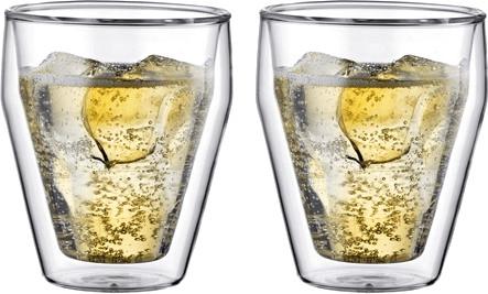 Bodum Titlis Doppelwandiges Glas 250 ml
