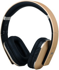 Image of August EP650 Bluetooth Headphones (Gold)