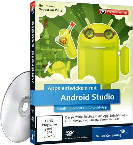 Rheinwerk Verlag Apps entwickeln mit Android St...