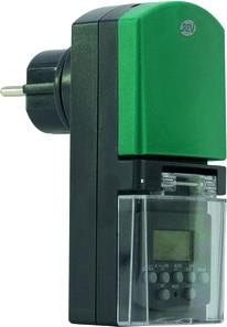 REV-Ritter Digitale Außenzeitschaltuhr anthrazit 25760603