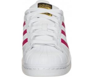 Adidas Superstar Foundation Jr (B23644) ftwr whitebold pink