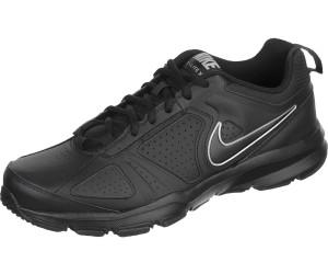 Nike T-Lite Xi, Chaussures De Cross Training Homme, Noir - (black/black-Metallic Silver), 42 Eur.