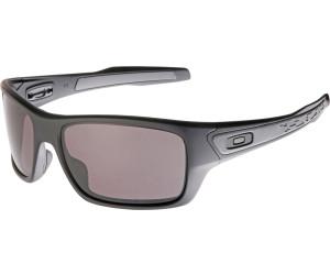 Oakley Sonnenbrille Turbine Matte Black/Warm Grey Brillenfassung - Lifestylebrillen W4ZJ8dR,