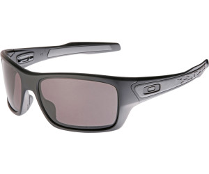 13b4d6caf0 Buy Oakley Turbine OO9263-01 (matte black warm gray) from £71.95 ...