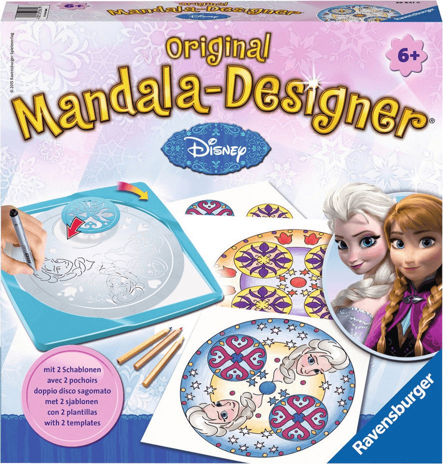 Ravensburger Mandala-Designer Frozen