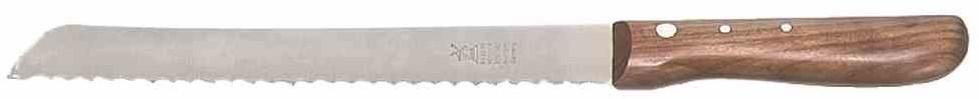 Windmühlenmesser Brotmesser Kirsche 22 cm