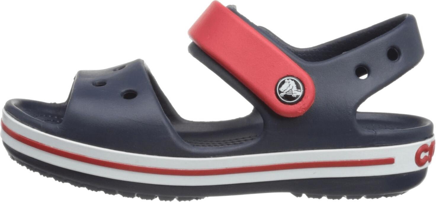 Crocs Crocband Sandal Kids navy/red