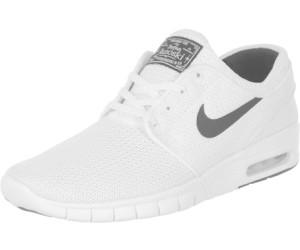 watch 54047 844cc Nike SB Stefan Janoski Max. white black