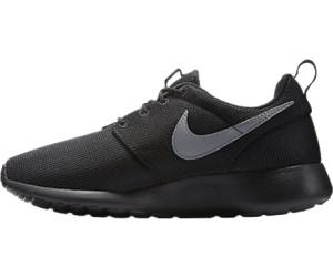 Nike Roshe One (GS) Scarpe da Ginnastica, Unisex - Bambino, Nero (Black/Cool Grey), 36