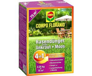 compo floranid gegen unkraut moos 4in1 ab 14 93. Black Bedroom Furniture Sets. Home Design Ideas