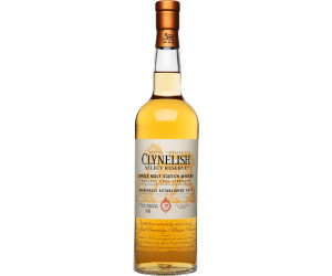 Clynelish Select Reserve Natural Cask Strength 0,7l 54,9%