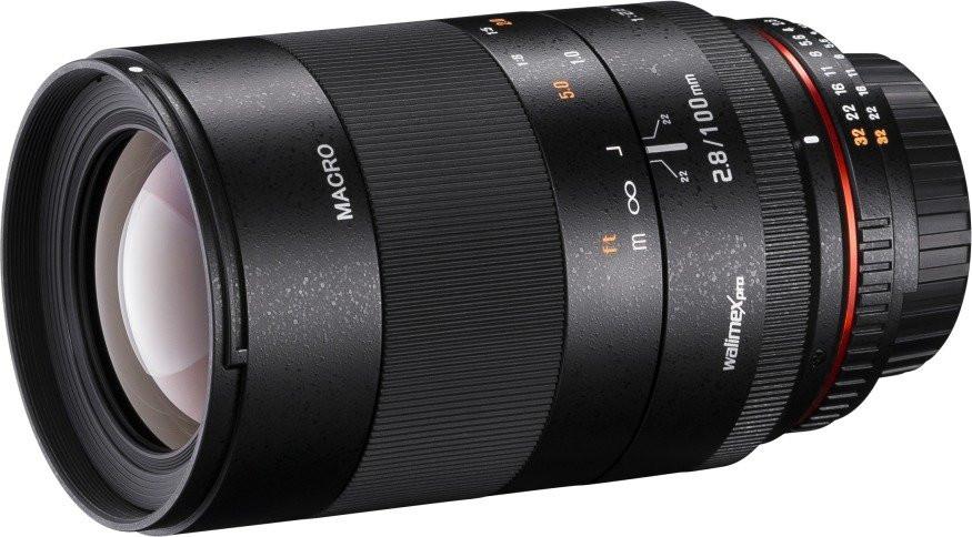 Walimex Pro 100mm f2.8 DSLR Macro Nikon
