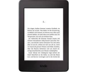 Kindle Paperwhite WiFi schwarz (2015)