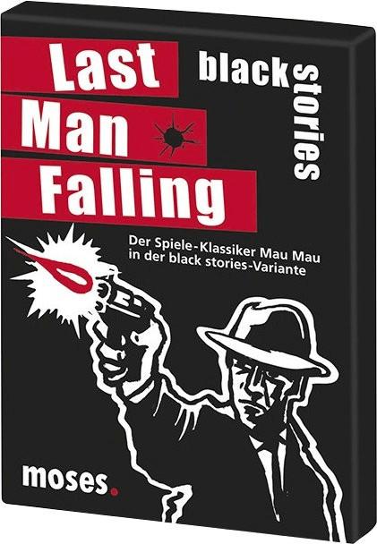 Moses Black Stories - Last Man Falling