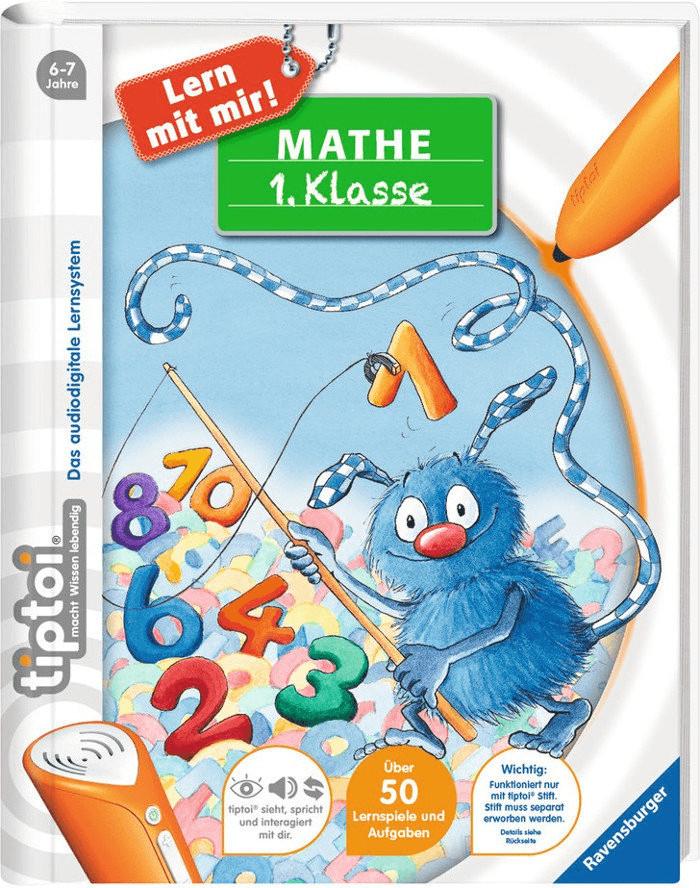 Ravensburger tiptop - Lern mit mir! Mathe 1.Klasse