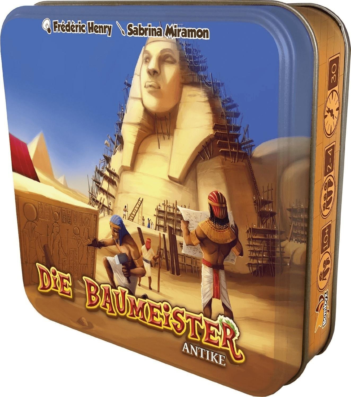 Die Baumeister - Antike